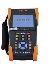 Tezter TSH-H-3.5 тестер для аналоговой системы видеонаблюдения