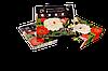 Сервировочные салфетки двухслойные - 330х330 мм