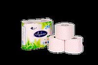 """Трехслойная целлюлозная туалетная бумага """"Махаббатпен"""", фото 1"""