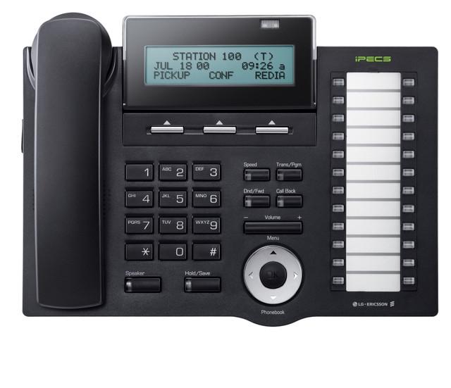 Системный телефон LDP-7024D для мини АТС