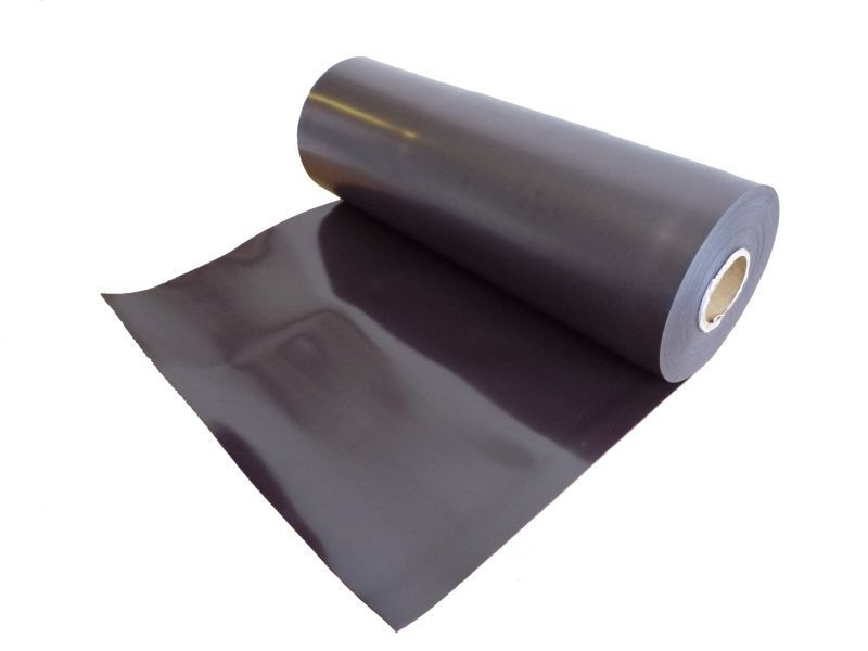Пленка магнитная (толщина 0,4), ширина - 1м