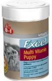 8 in 1 Excel PUPPY MULTIVITAMIN 100таб. Мультивитамины для щенков, фото 1