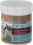 8 in1 Эксель Мультивитамины для собак мелких пород Excel Multi Vitamin Small Breed, 70 таблеток, фото 1