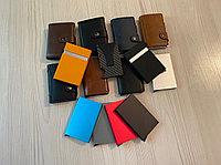 Визитница держатель карточек кошелек футляр портмоне кардхолдер визитка