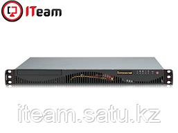 Сервер Supermicro 1U/Core i3-9100 3,6GHz/16Gb/2x1Tb