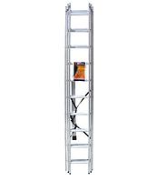 Лестница алюминиевая ВИХРЬ ЛА 3х10