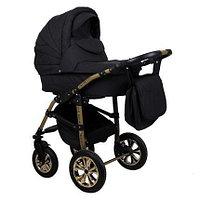 Детская коляска SANTA MONICA 2в1 Sm 07 черный, фото 1