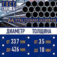 Труба бесшовная 57/5 мм, ст20 ГОСТ 8732-87