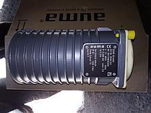 Двигатель RVG9 для электропривода AUMA. C тормозной катушкой и муфтой в сборе