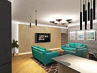Дизайн интерьера жилых и общественных зданий.