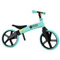 БЕГОВЕЛ YVOLUTION YVELO BALANCE BIKE 2018 REFRESH GREEN 4L/13L CL 2PK
