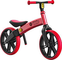БЕГОВЕЛ YVOLUTION YVELO BALANCE BIKE 2018 REFRESH RED 4L/13L CL 2PK