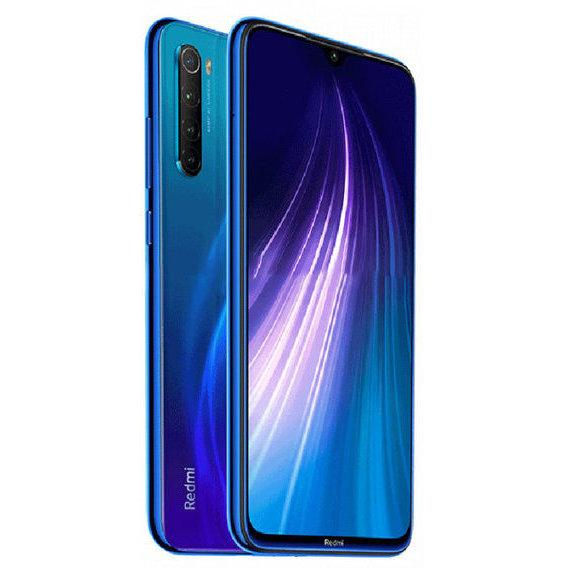 Redmi Note 8 4/64GB, (Starscape Blue)