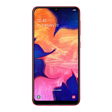 Galaxy А10 2019 2/32Gb Red EAC