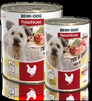 Влажный корм для собак всех пород Bewi Dog rich in chiken с курицей