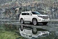 Toyota Land Cruiser Prado (150) рестайлинг