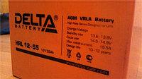 AGM аккумуляторы Delta