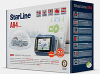 Автосигнализация Star Line A94 2CAN GSM+S-20.3+BP-03 kz