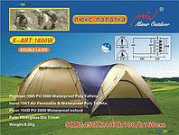 "Палатка четырех местная ""Min X-ART 1600w"", фото 1"