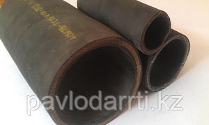 Рукав / шланг резиновый напорный с нитяной оплеткой бензостойкий (МБС) от 8 до 150 мм (маслобензостойкий)