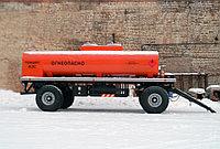 ПАЗС Прицеп-топливозаправщик 9500 л, фото 1