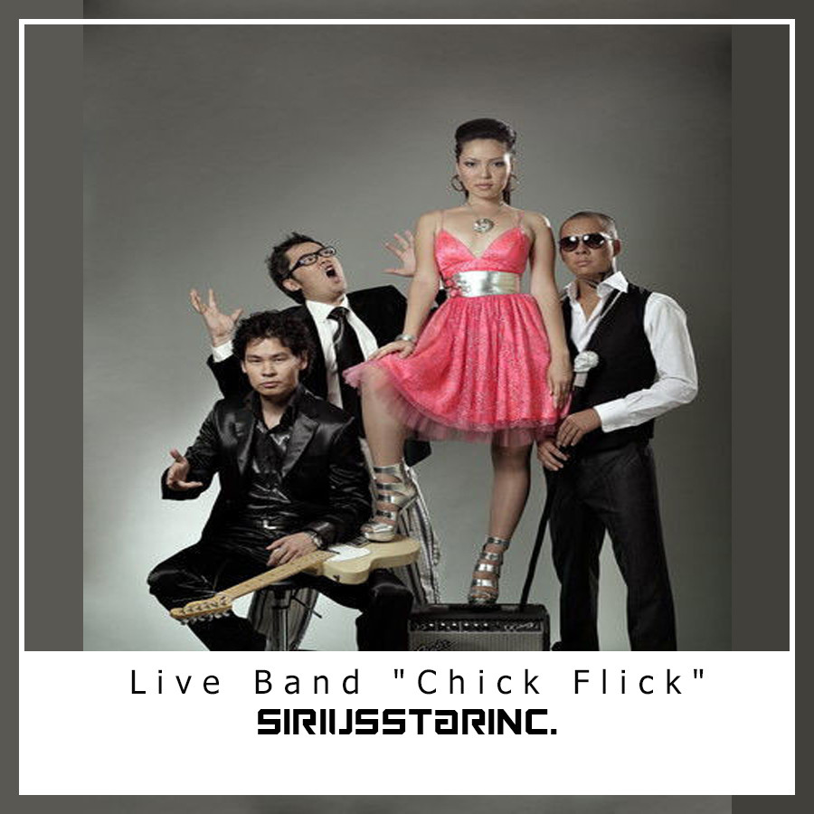 "Live Band ""Chick Flick"""