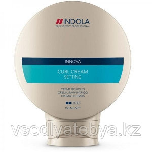 Крем для создания локонов Indola curl cream setting,  150 мл