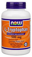 NOW L-Tryptophan 500 mg (120 капсул)