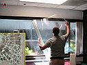 Укрепление стекол защитной пленкой с достижением класса защиты А1, фото 9
