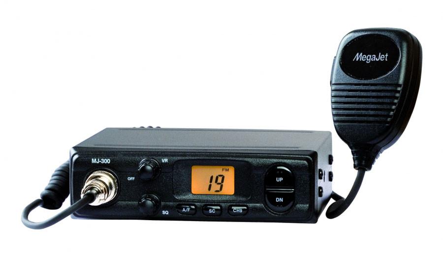 Радиостанция Megajet 300