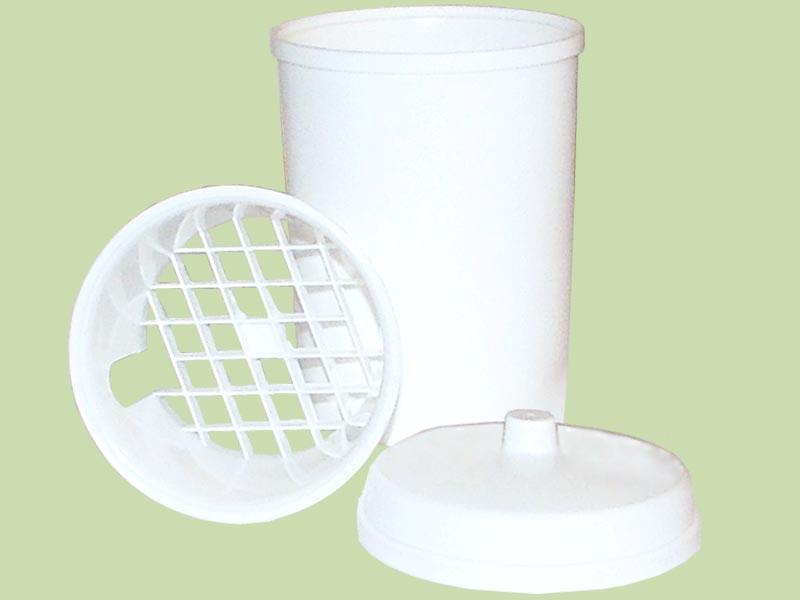 Емкость-контейнер для хранения термометров ЕХТ