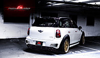Выхлопная система Fi Exhaust на Mini Cooper Countryman S R60