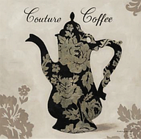 Постер Couture Coffee, 30x30 cm, A6328