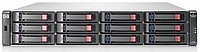 Система хранения данных AW593A HP P2000 G3 SAS