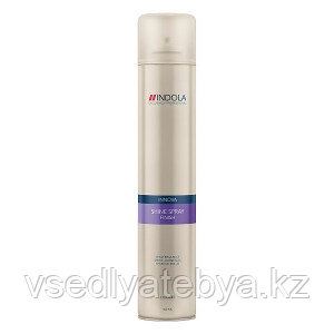 INDOLAСпрей-блеск для волос Indola Innova Finish Shine Spray без фиксации, 500 мл