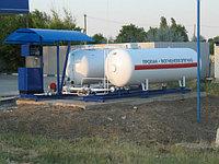 Установка газозаправочная моноблочная 12м3