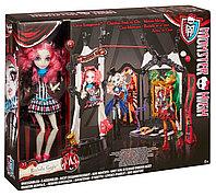 Игровой набор с Рошель Гойл, цирк Freak Du Chic Monster High
