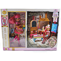 Ever After High Sugar Coated Kitchen с Ginger Breadhouse, Кухня с Джинджер Бредхаус