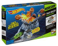 Хот Вилс извержение вулкана Hot Wheels Track Builder Volcano Set (BGX82)