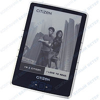 Электронная книга Citizen Reader E620B Blue