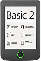 Электронная книга PocketBook Basic II 614 Gray