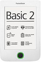Электронная книга PocketBook Basic II 614 White
