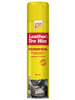 Полироль Leather&Tire wax Protectant