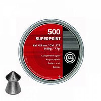 Пули JSB Diabolo Geco Superpoint  4,50mm  0.50g ( 500pcs)