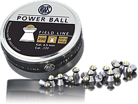 Пули для пневматики  RWS Power Ball 4.5mm 0.61g (200pcs)