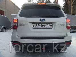 Фаркоп на Subaru Forester 2013-