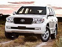 Аренда авто с водителем - Toyota Land Cruiser 200, фото 1