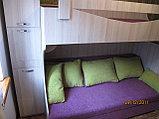 Кровать 2х ярусная с диваном, фото 2