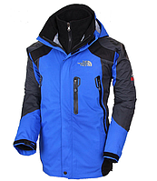 Куртка The North Face FLS  . M, Синий