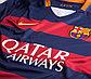 Клубная футбольная форма Барселона 2015-16 в оригинале, фото 2